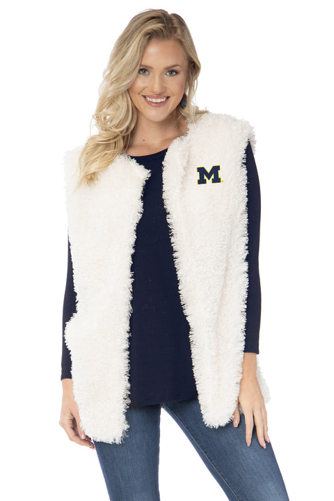 Michigan Wolverines Rebecca Vest