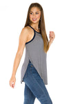 The Peyton Striped Tank