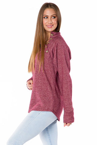 South Carolina Gamecocks Mariah Button Pullover