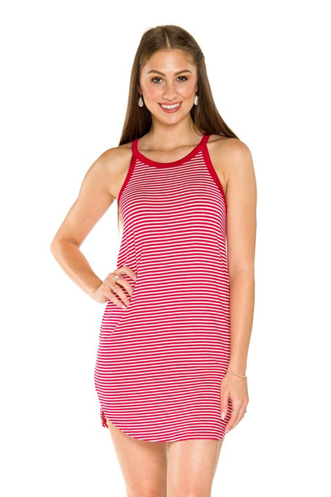 The Sadie Striped Dress