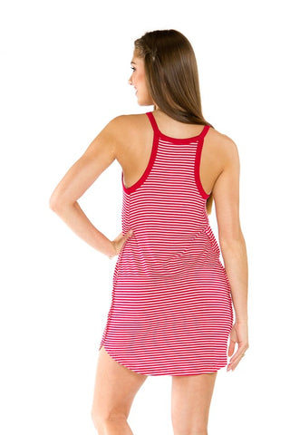 Western Kentucky Hilltoppers Sadie Striped Dress
