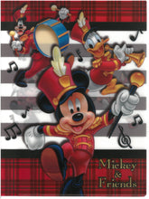 Load image into Gallery viewer, 2129-728 Mickey And Friends  A4 雙開透明文件夾