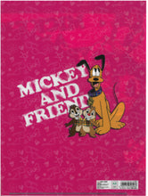 Load image into Gallery viewer, S2149184/1  Mickey And Friends  A4 雙開透明文件夾