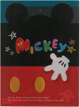 Load image into Gallery viewer, S2150778   Mickey Mouse  A4 雙開透明文件夾