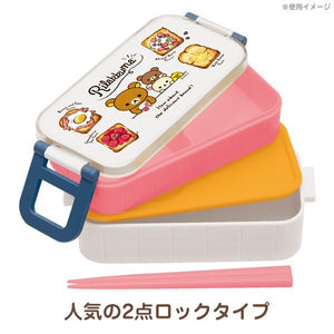 [1600]2LAYER LUNCH BOX SG 1P