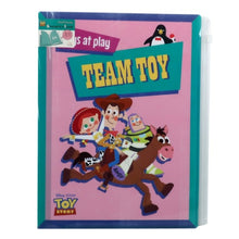 Load image into Gallery viewer, S2123894  Toy Story  拉鍊6入文件夾