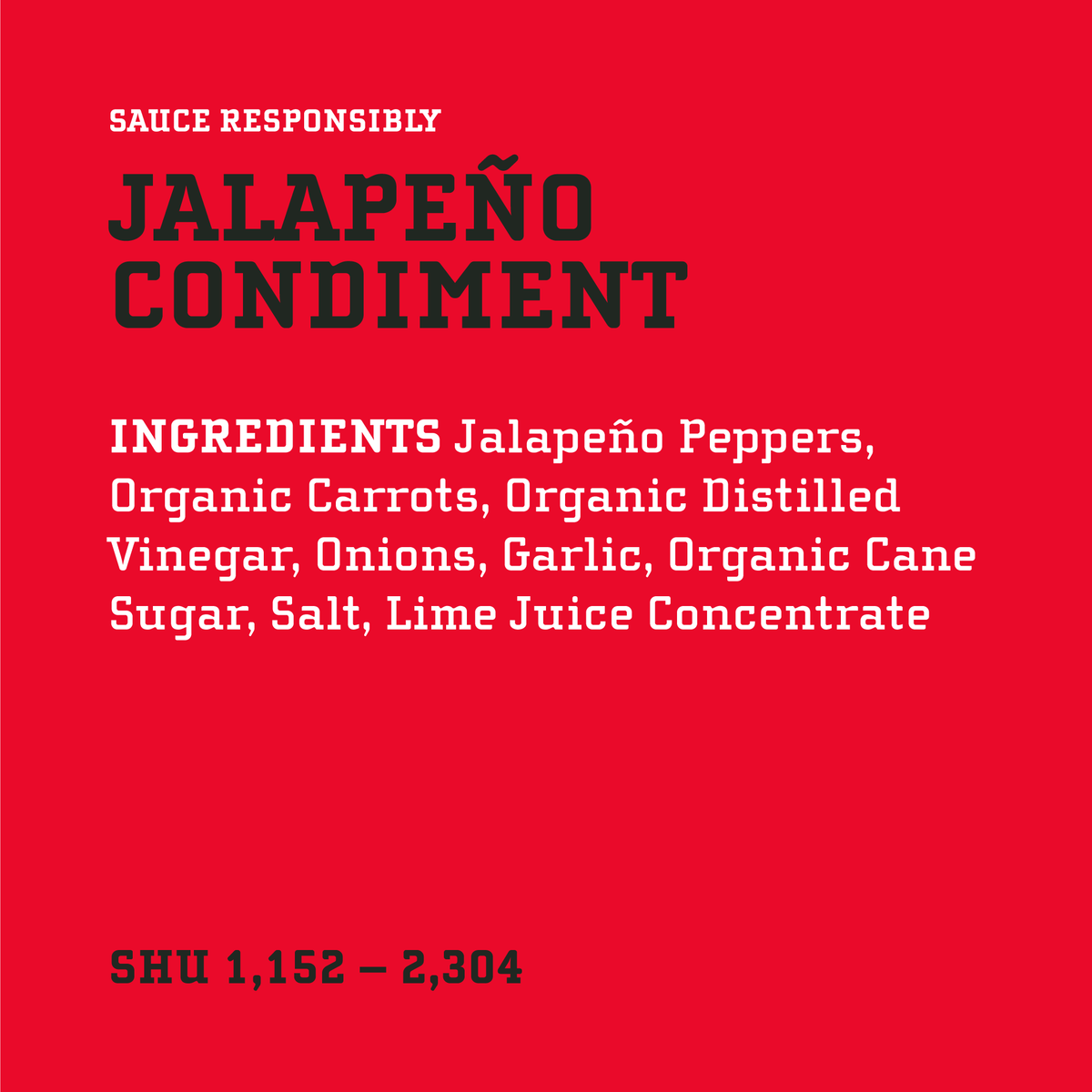 Original Jalapeño Condiment Multipacks