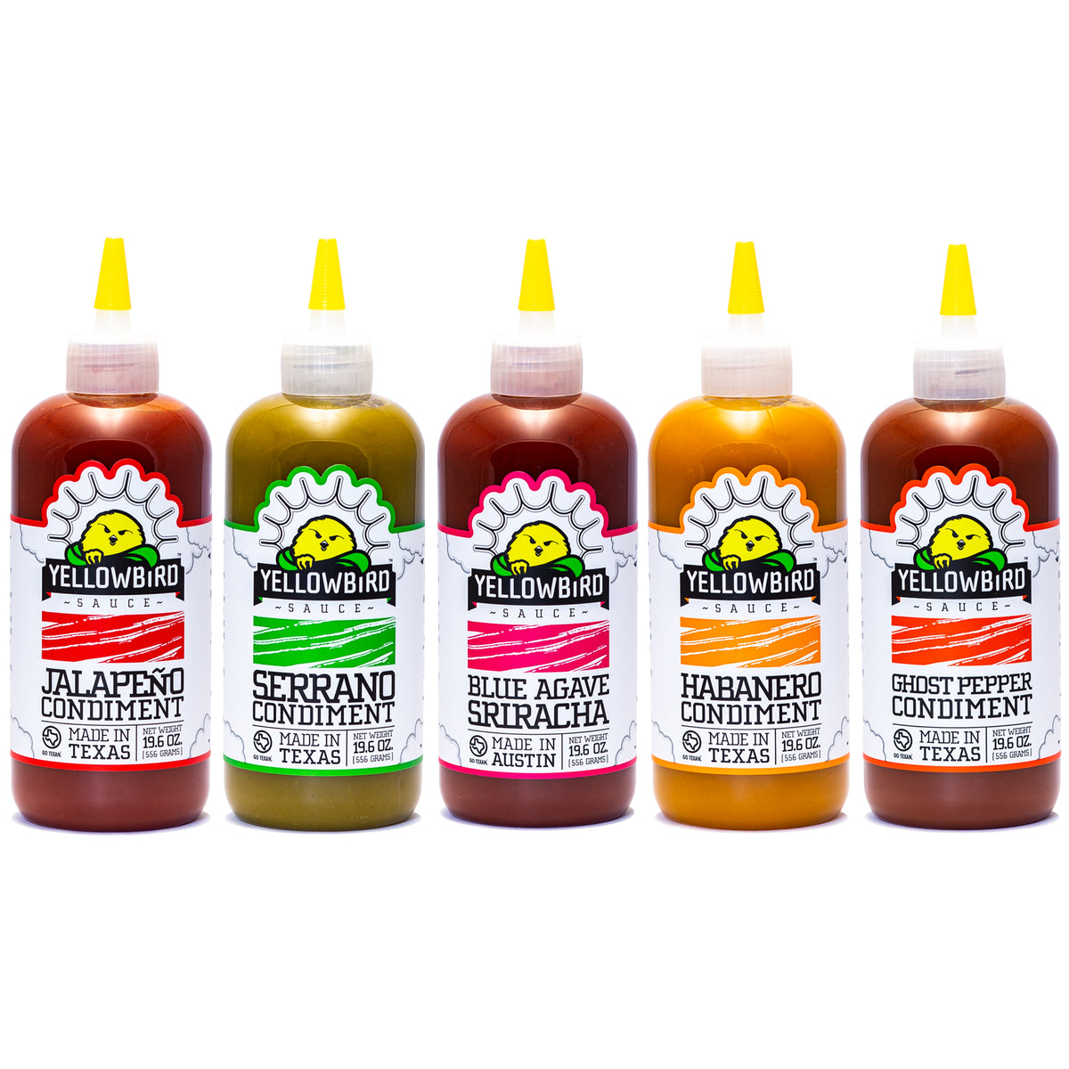 19.6 oz. Original Hot Sauce Pick–Two