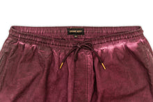 Load image into Gallery viewer, Washed Out Purple / Burgundy Pant ''DS embroideries''