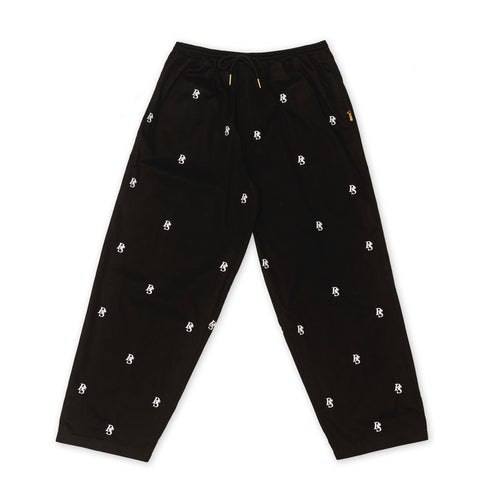 Black Pant ''Overall DS embroideries''