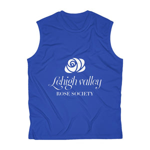 LV Rose Society Unisex Sleeveless Performance T-Shirt