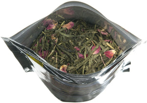 Metropolitan Tea: Kyoto Cherry Rose Green Tea