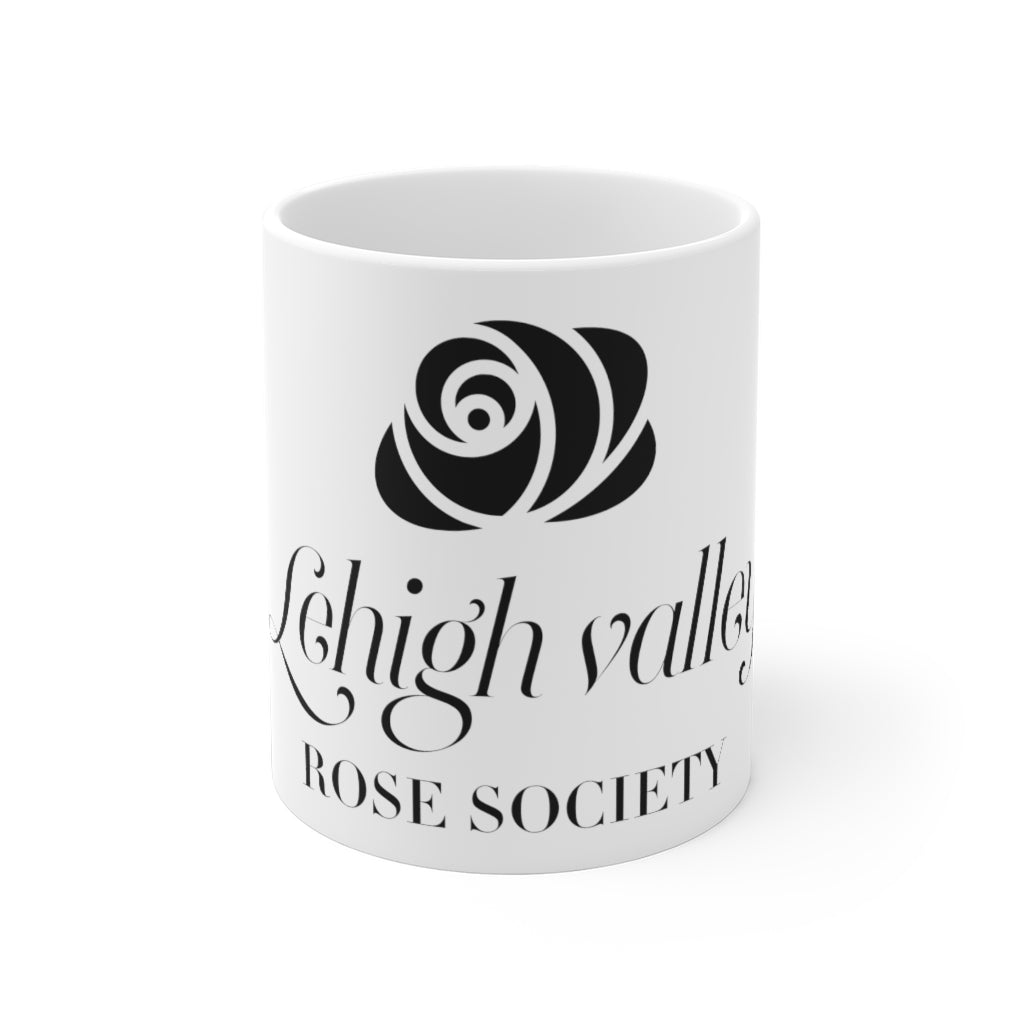 LV Rose Society Mug