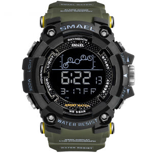 Smael Watch 1802 Mens Military Watch