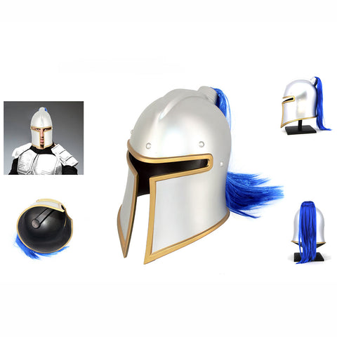 Storm Wind Guard Cosplay Helmet 1:1 Replica With Stand - knifeblade-store