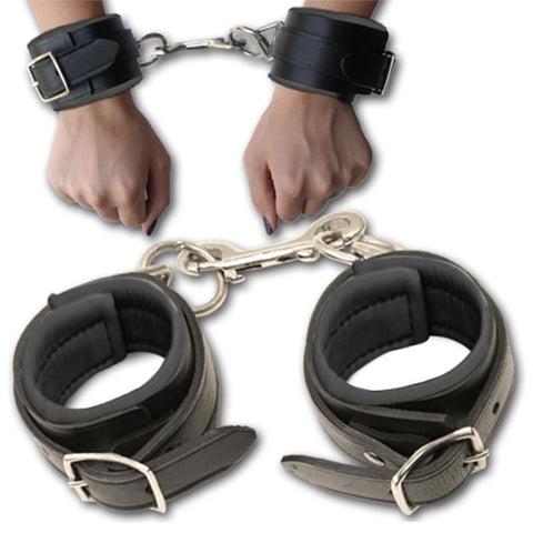 Midnight Rendezvous Romantic Rapture Wrist Restraints - knifeblade-store