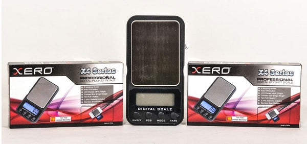X4-650 Mini Digital Pocket Size Scale 650g x 0.1g Jewelry Scale - knifeblade-store