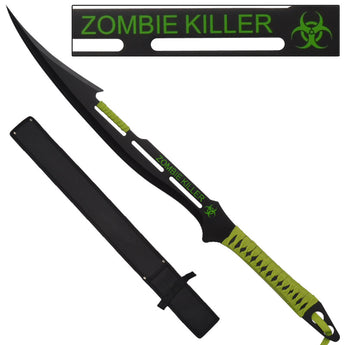 Zombie Killer Apocalyptic Decapitator Sword - knifeblade-store