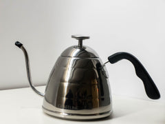 Coastline gooseneck pour-over kettle