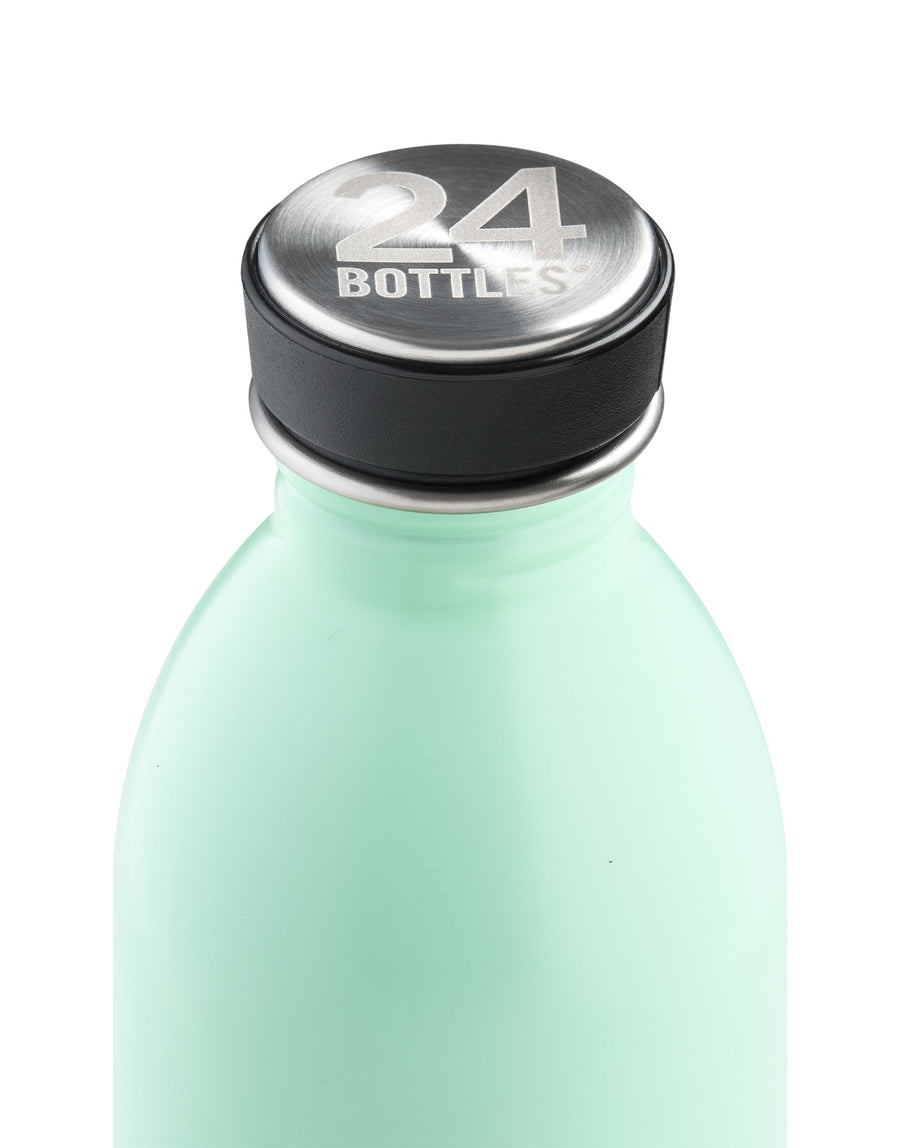 24 Bottles Urban Bottle 500ml Aqua Green