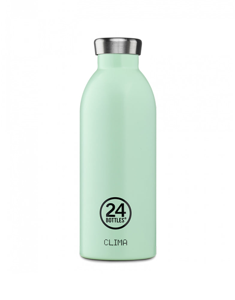 24 Bottles Clima Bottle 500ml Aqua Green