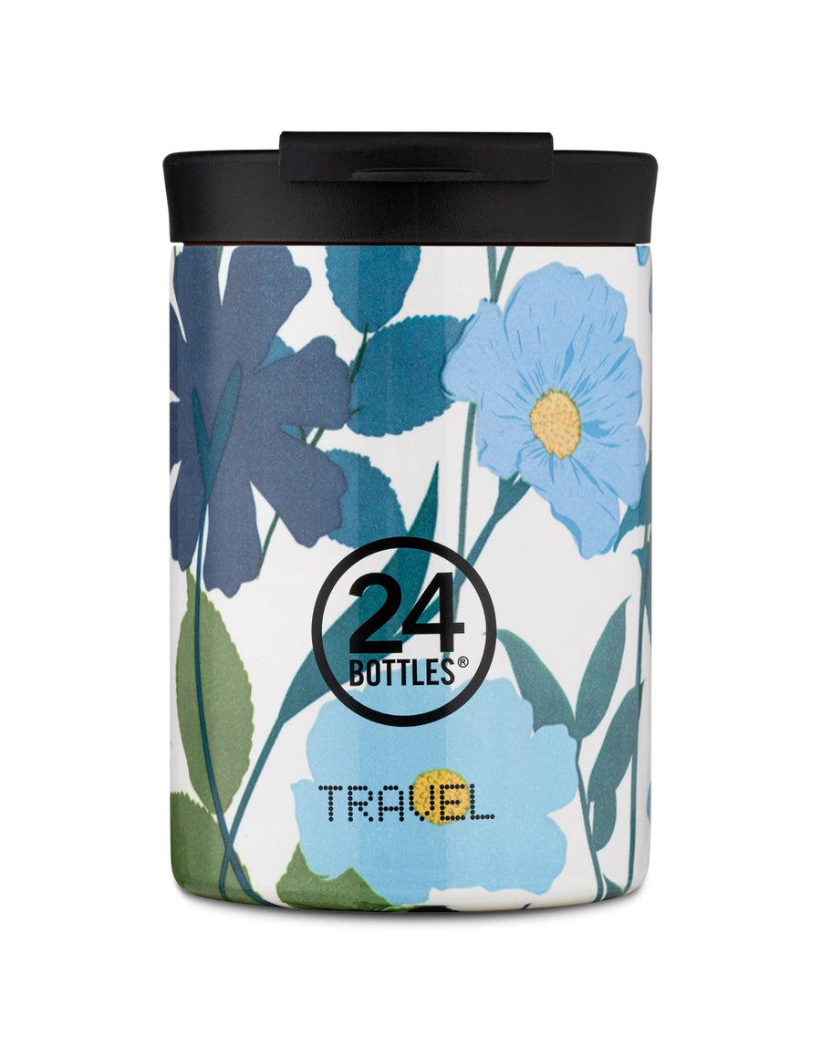 24 Bottles Travel Tumbler 350ml Morning Glory