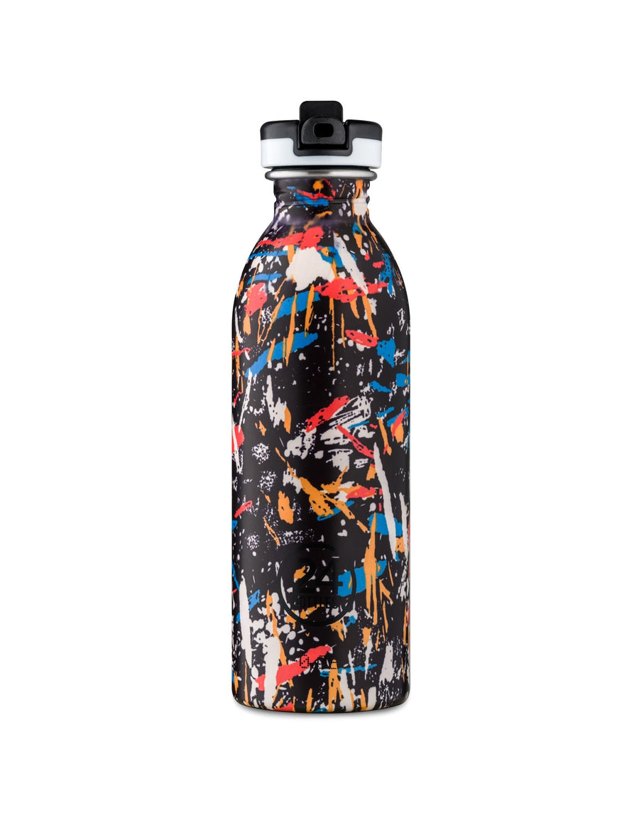 24 Bottles Sports Bottle 500ml Graffiti Beat