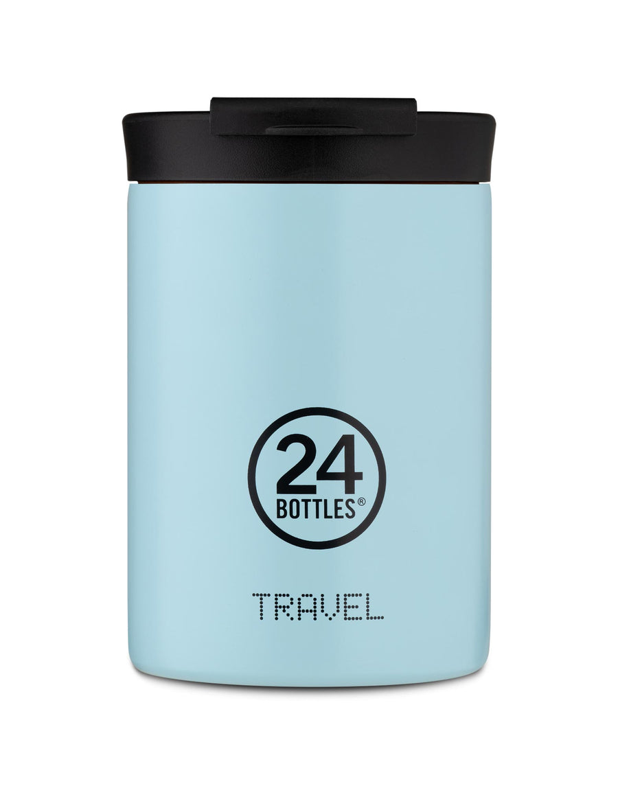 24 Bottles Travel Tumbler 350ml Cloud Blue
