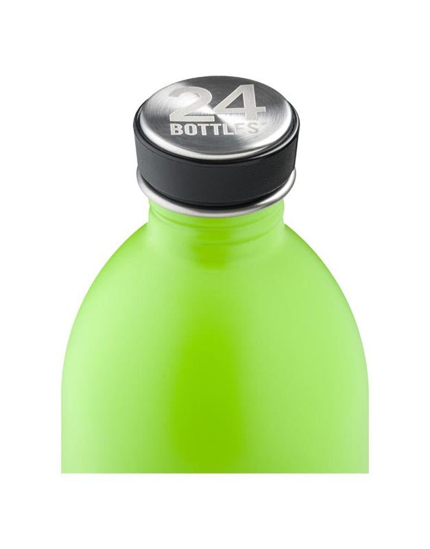 24 Bottles Urban Bottle 1.0L Lime Green