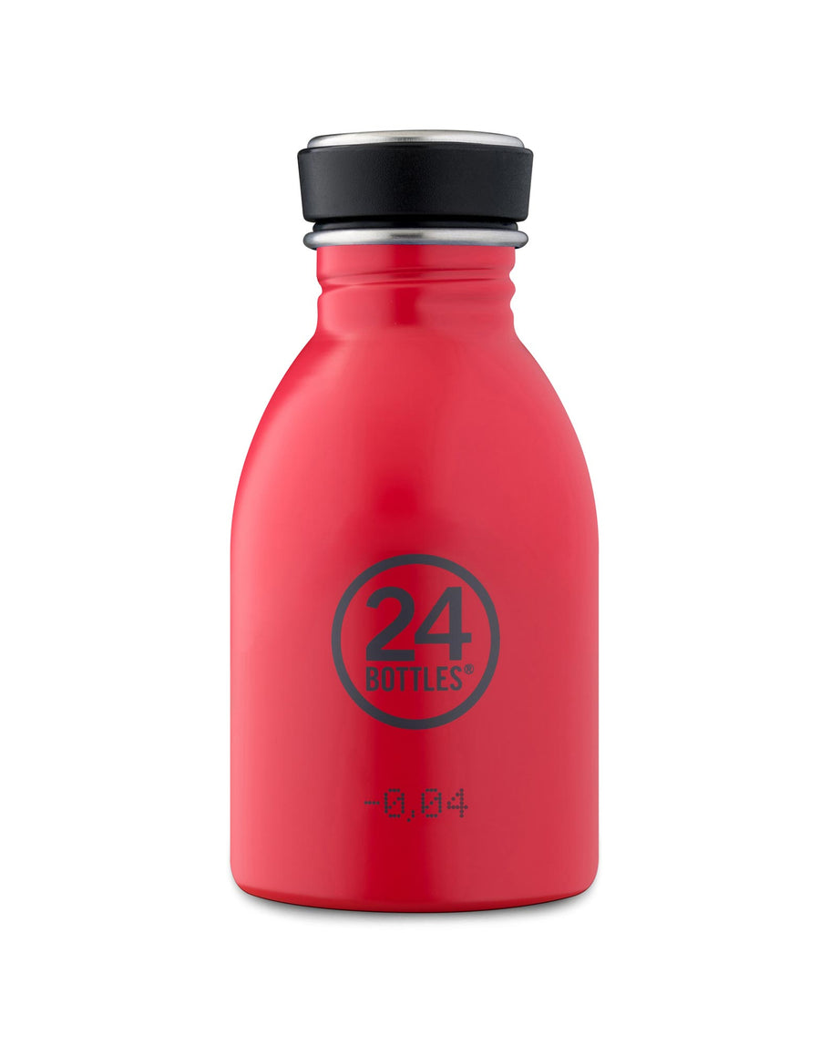 24 Bottles Urban Bottle 250ml Hot Red