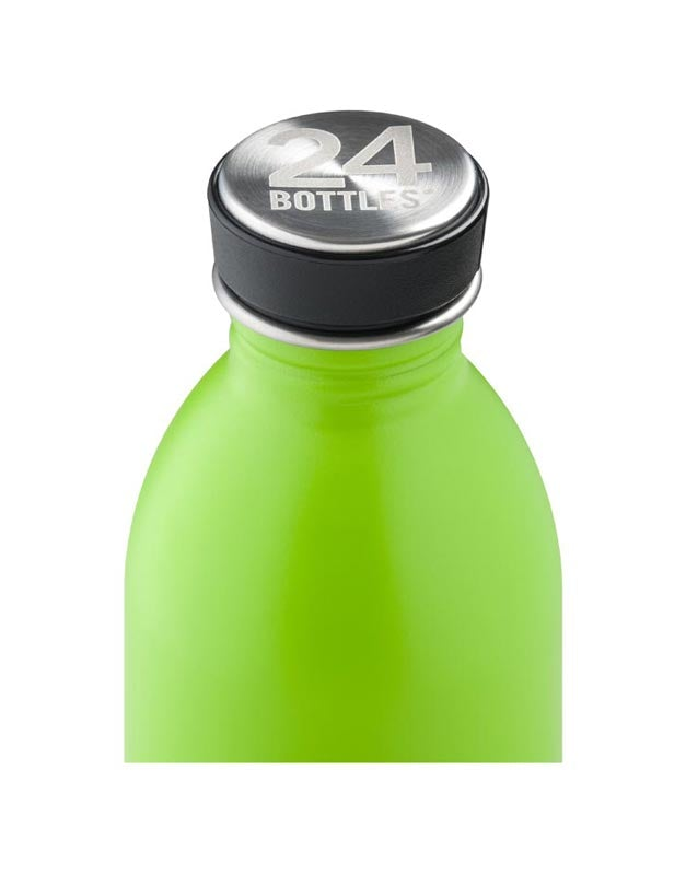 24 Bottles Urban Bottle 500ml Lime Green