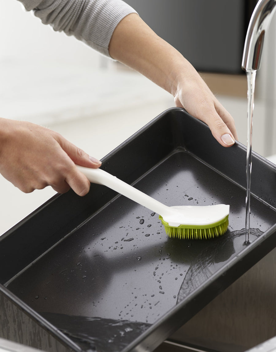 Joseph Joseph CleanTech Washing-up Brush & Scrubber Set