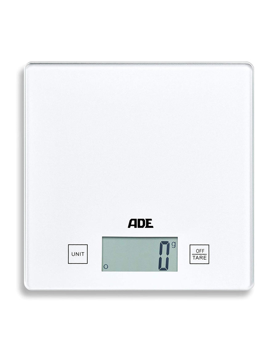 ADE KE 1818 2 Digital Scale White