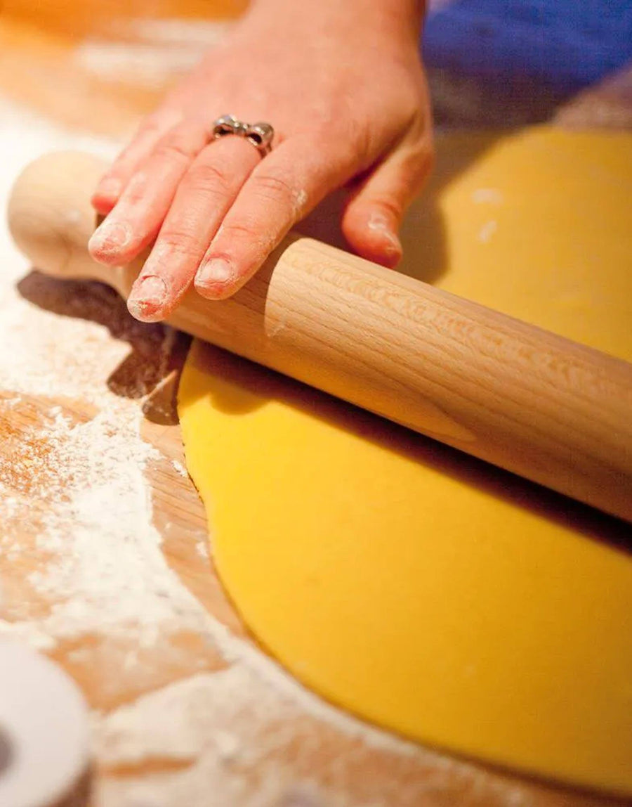 Beech Wood Solid Rolling Pin