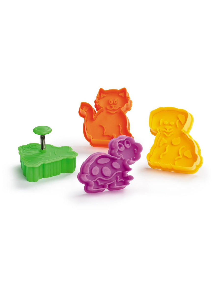 Biscuit Cutters Cat Dog Frog