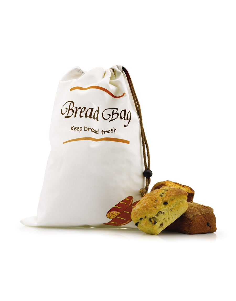 Drawstring Bread Bag