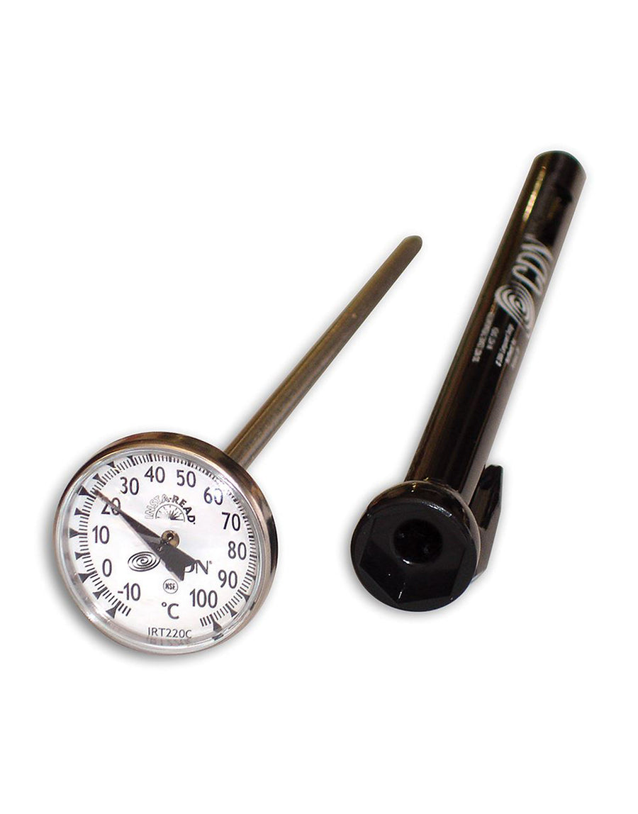 CDN ProAccurate 2.5cm Dial Pocket Cooking Thermometer