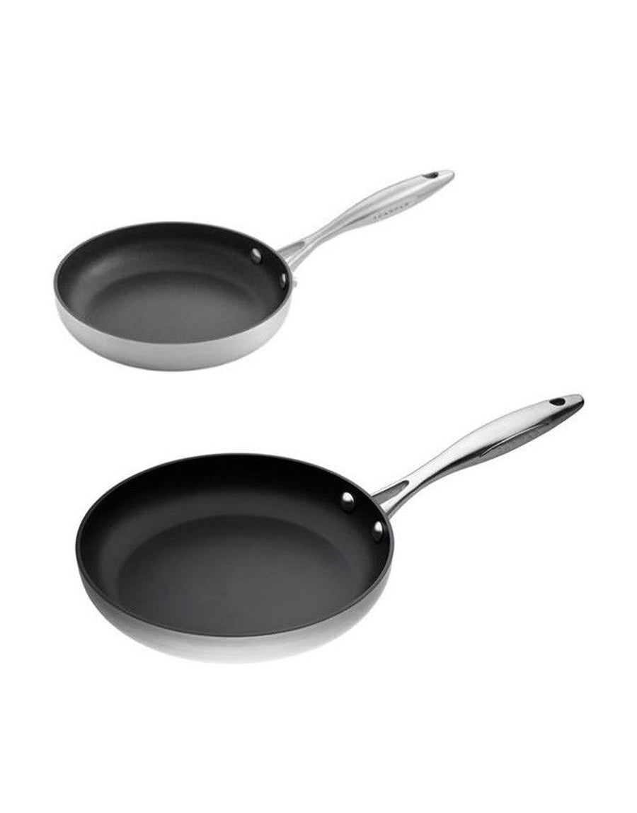 Scanpan CTX 2 Piece Frying Pan Set