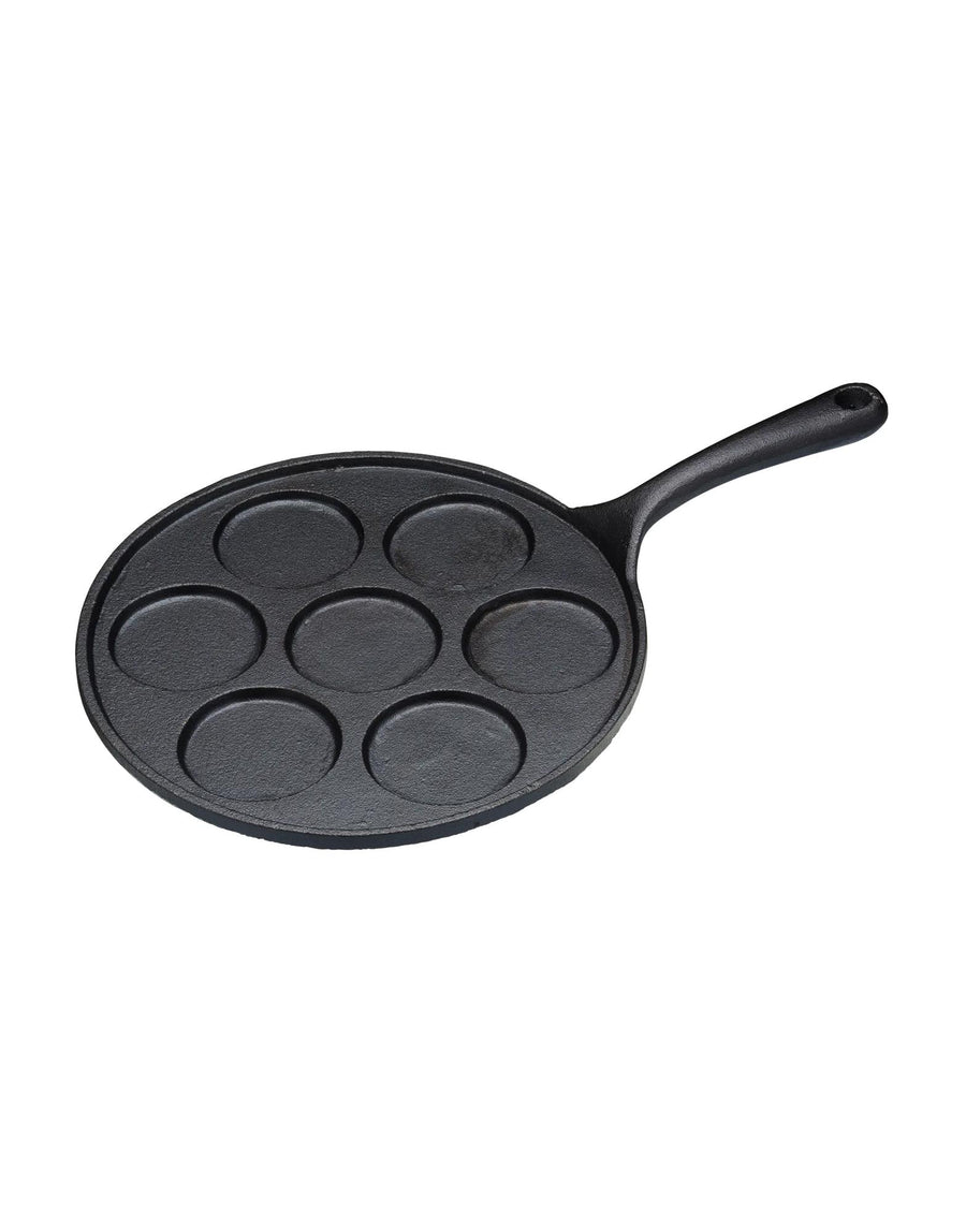 Cast Iron Blinis Pan