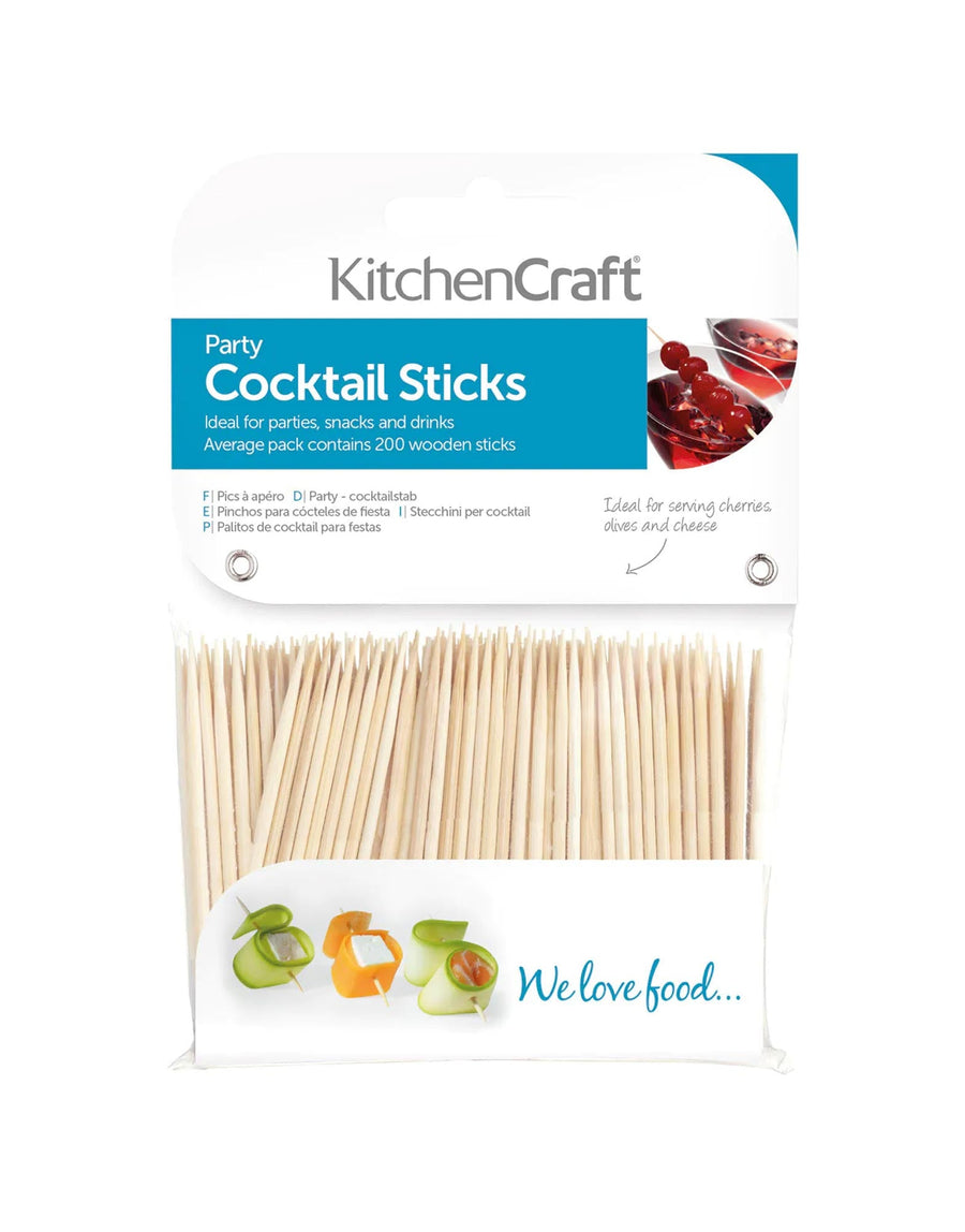 Cocktail Sticks, Bag of Two Hundred