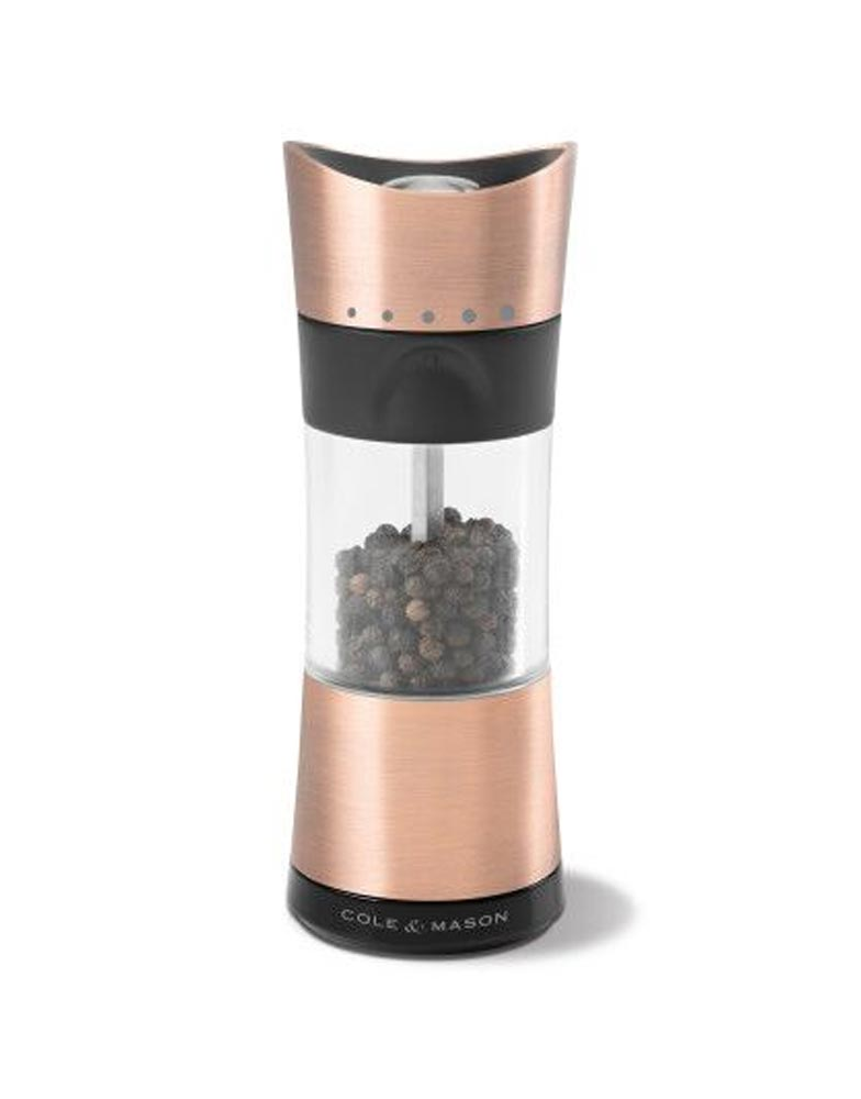 Cole & Mason Horsham Copper Pepper Mill