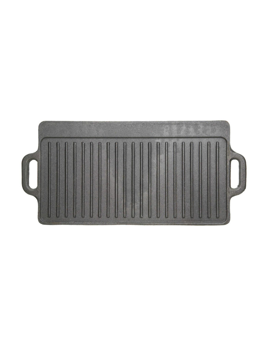 Deluxe Cast Iron Griddle