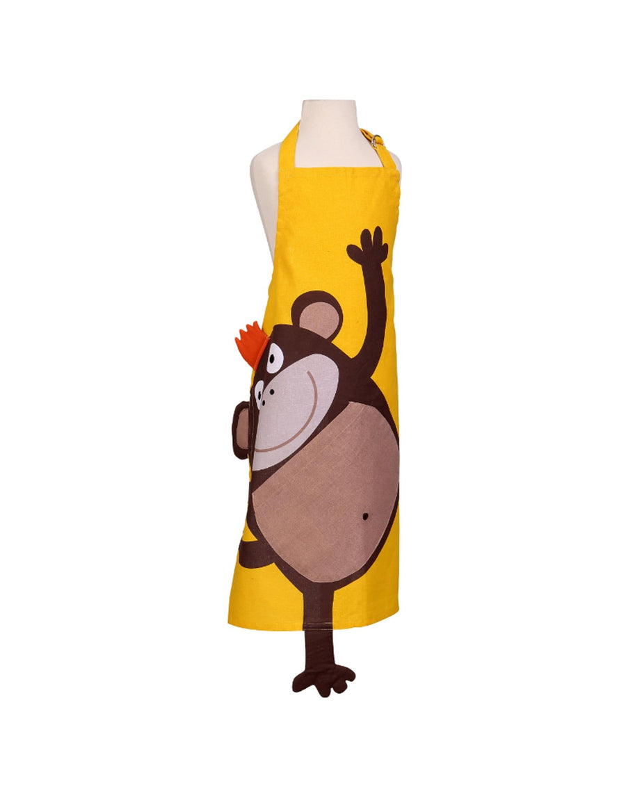 Children's Apron Cheeky Monkey