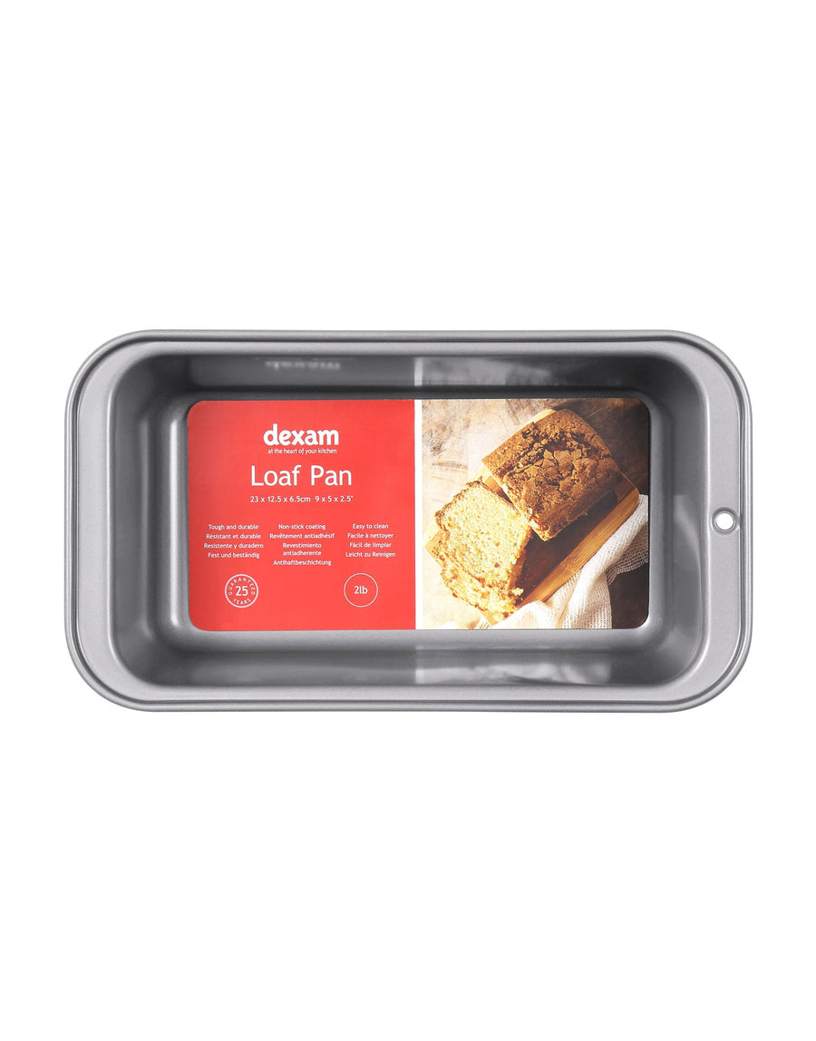 Non-Stick 2lb Loaf Pan