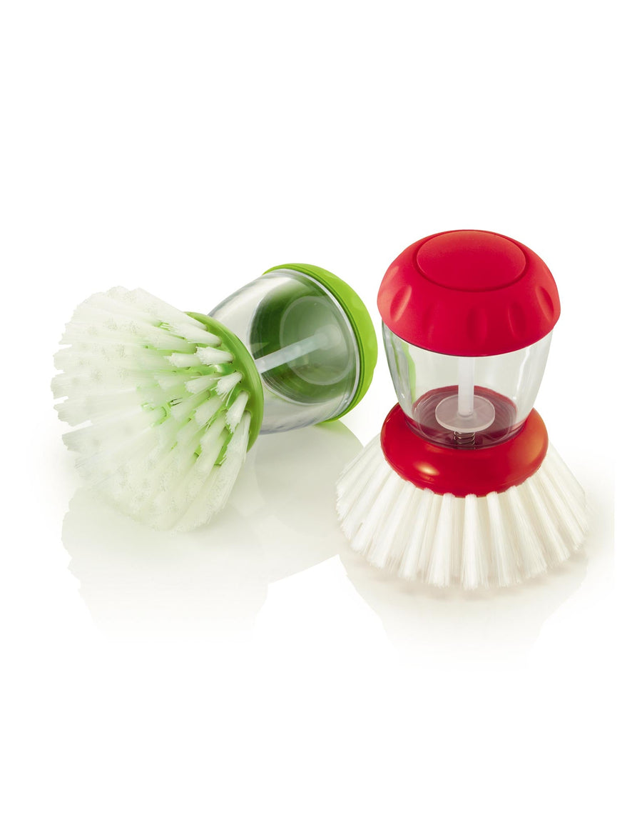Dish Brush with Dispenser