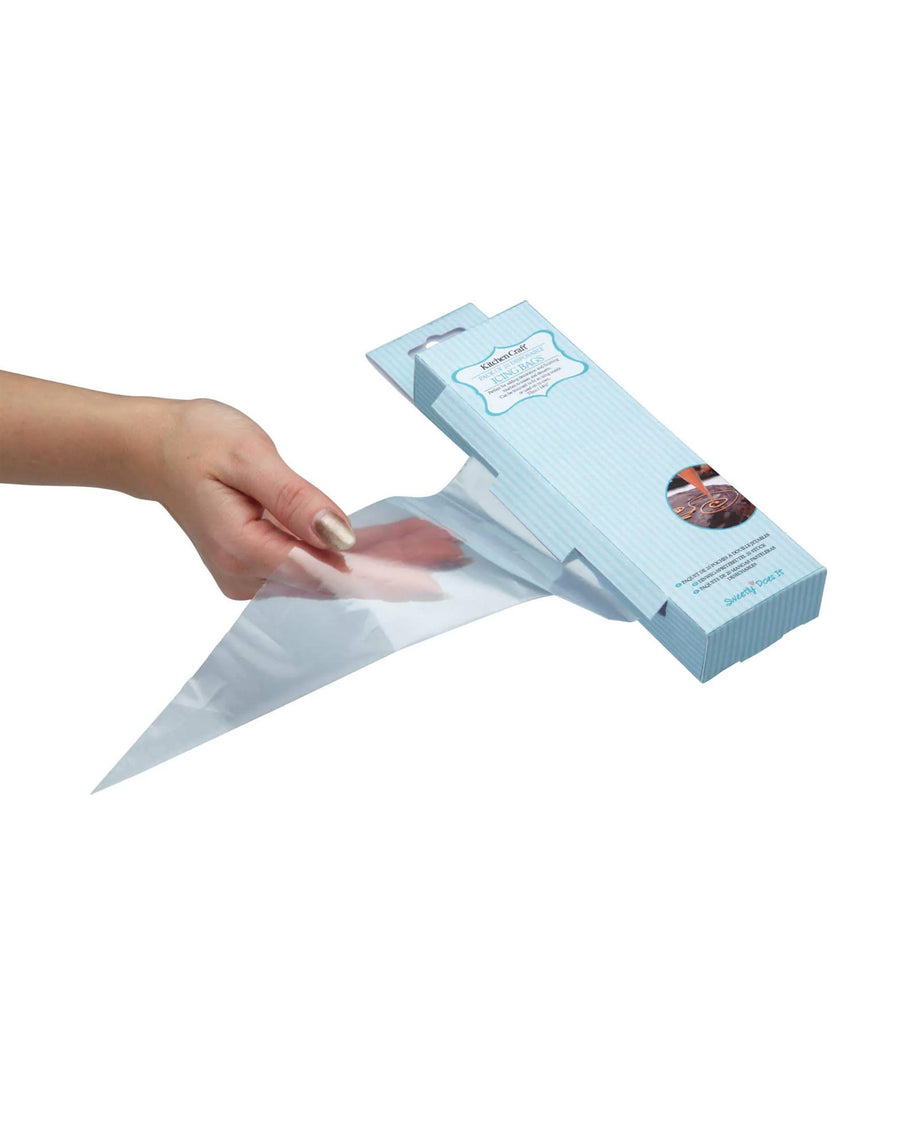 Disposable Plastic Icing Bags Pack of Twenty