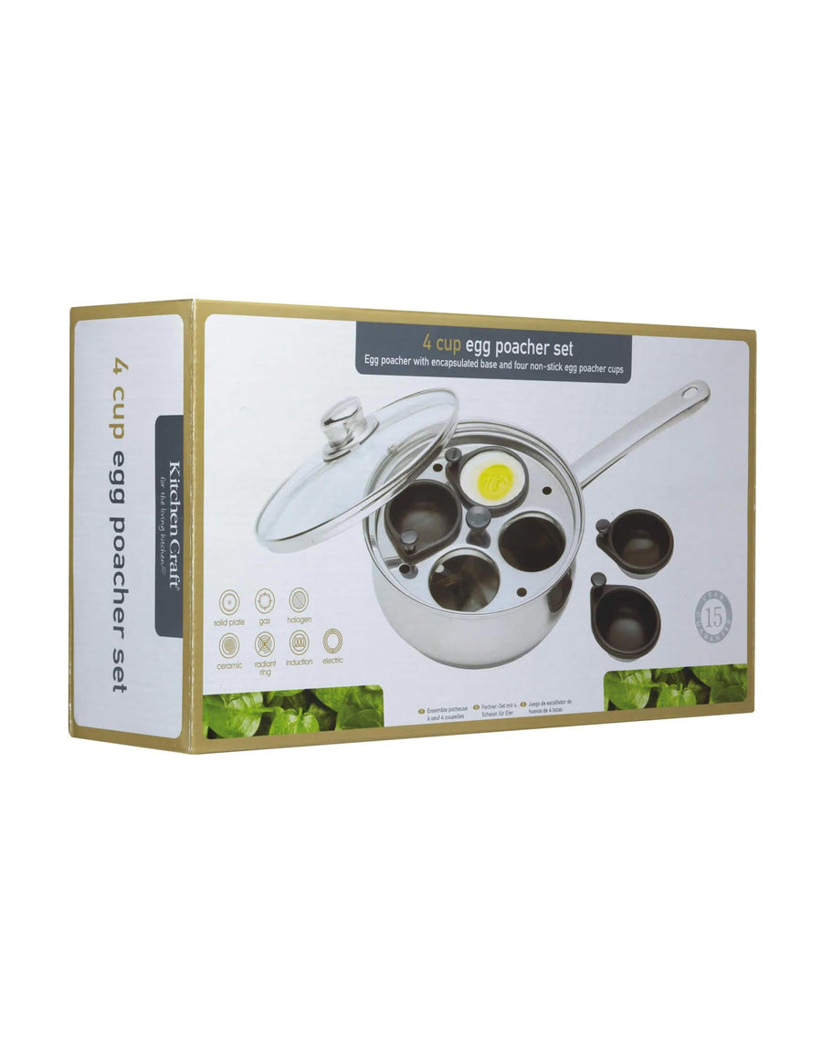 Four Hole Egg Poacher