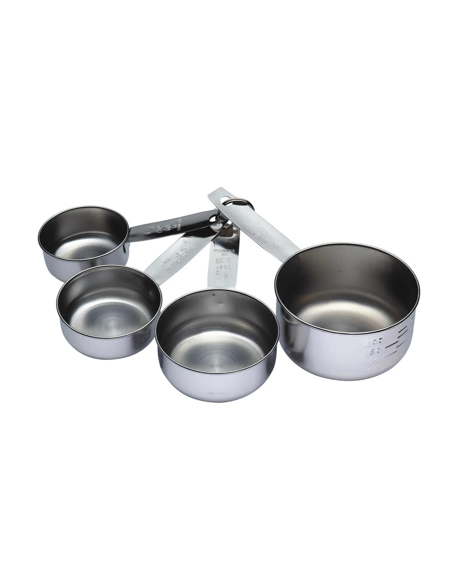 Four Piece Measuring Cup Set