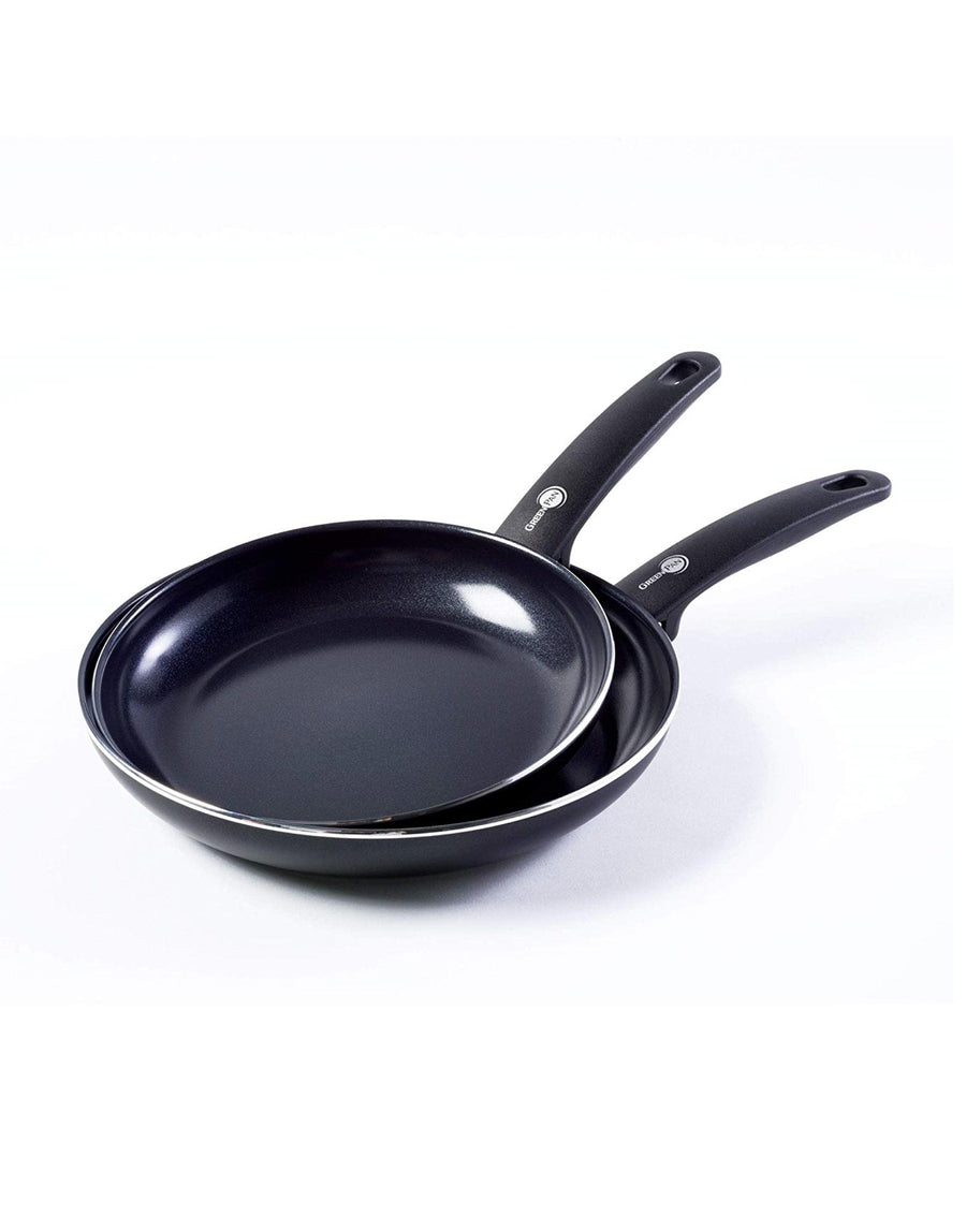 Greenpan Cambridge 24 and 28cm Frypans