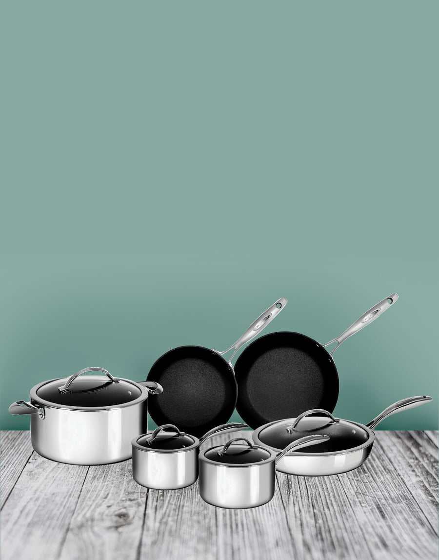Scanpan HaptIQ 10 Piece Set